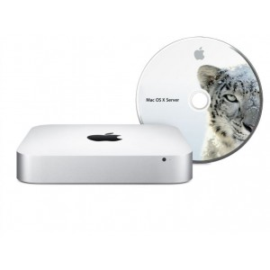 Mac mini - Core 2 Duo 2.66 GHz - SL Server